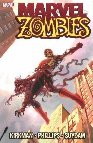 Comic Marvel Zombies