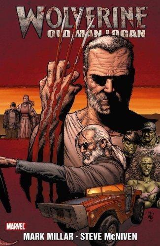 Comic Wolverine Old Man Logan