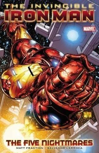 Comic Invicible Iron Man Fi