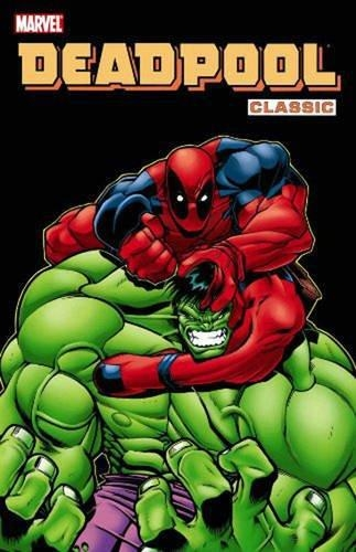 Comic Deadpool Classic  Vol 2