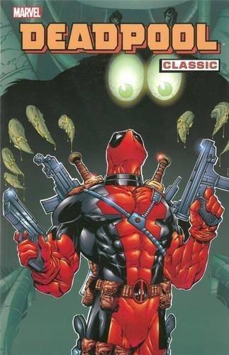 Comic Deadpool Classic Vol 3