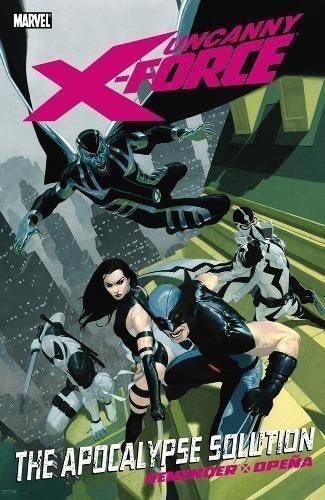 Comic Uncanny X-Force Vol 1