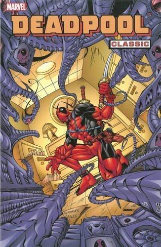 Comic Deadpool Classic Vol 4