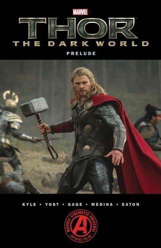 Comic Marvels Thor
