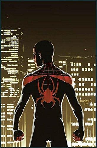 Comic Miles Morales: Ultimate Spider-Man