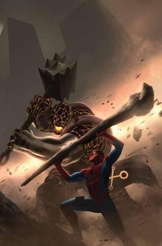 Fear Itself: Amazing Spiderman