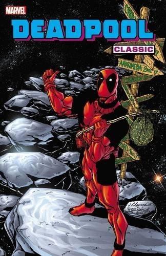 Comic Deadpool Classic Vol 6