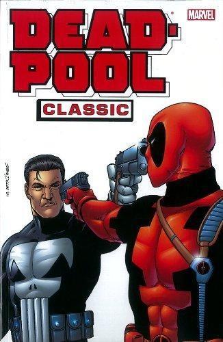 Comic Deadpool Classic Vol 7