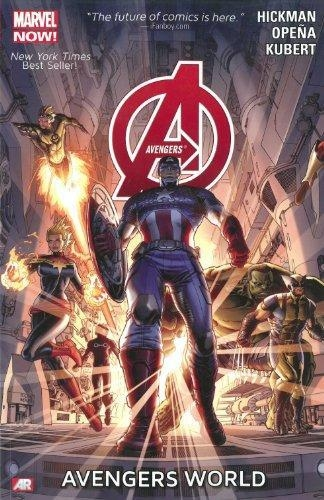 Comic Avengers Vol 01