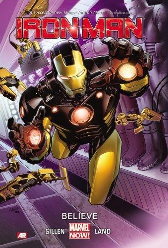 Comic Iron Man Volume 1 Beli