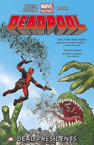 Comic Deadpool Volume 1