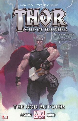 Comic Thor: God Of Thunder Vol 1