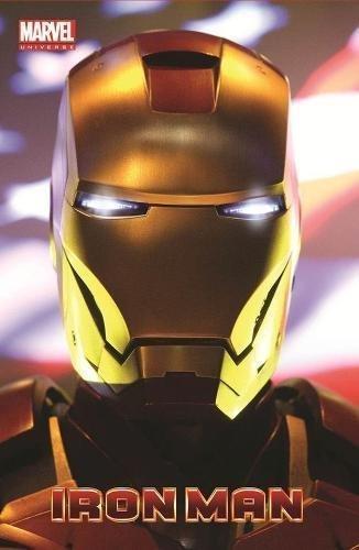 Comic Marvel Univverse Iron Ma