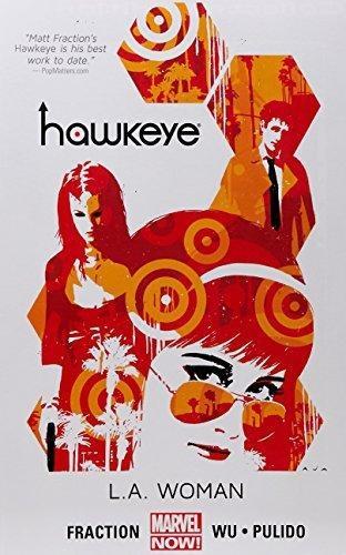 Comic Hawkeye Volume 3 La