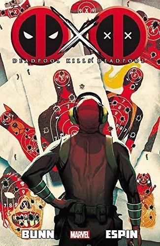 Comic Deadpool Kills Deadpool