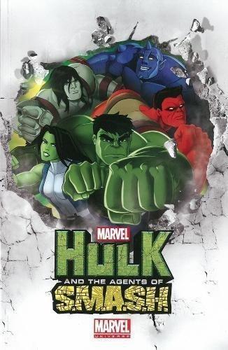 Comic Marvel Universe Hulk A