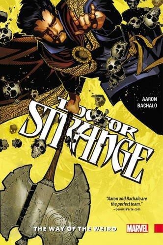 Comic Doctor Strange Vol 1 The Way Of Th