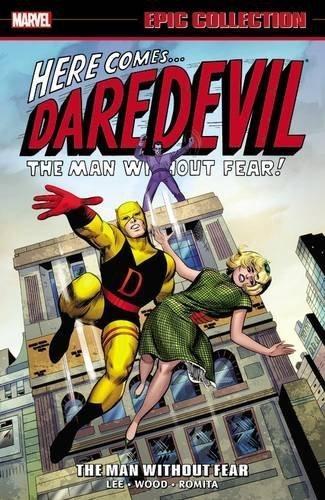 Comic Daredevil Epic Collection: The Man