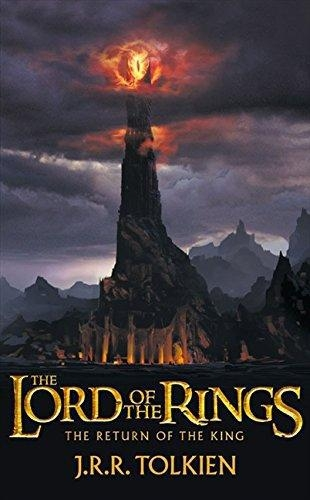 Lord Of The Rings Book 3 The Return Of T