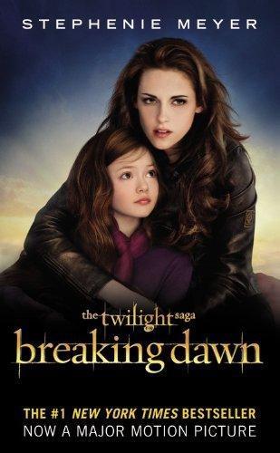 Breaking Dawn Movie Tie In