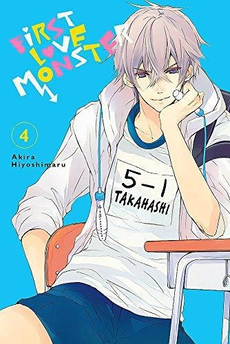 First Love Monster Vol 4