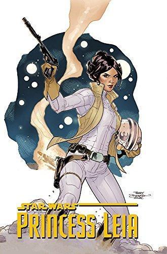 Comic Star Wars Princess Leia