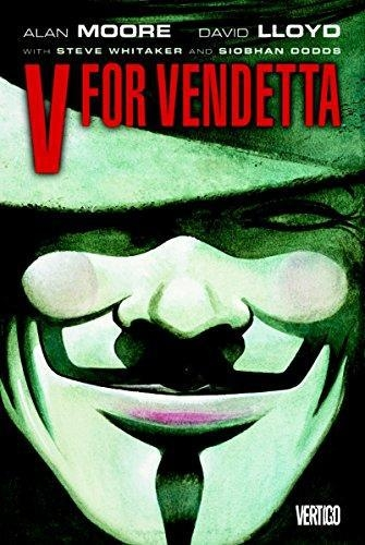 Comic V For Vendetta New Edition