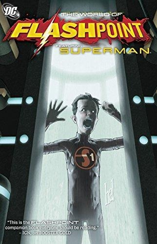 Comic Flashpoint World Of Flashpoint Sup