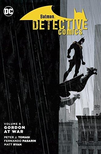 Comic Batman Detective Comics Vol 9