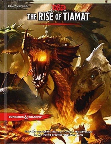 Rise Of Tiamat, The Dyd