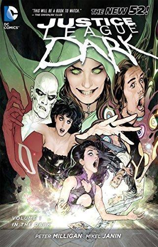Comic Justice League Dark V.1