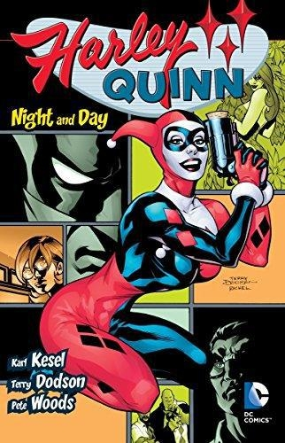 Comic Harley Quinn : Night And Day