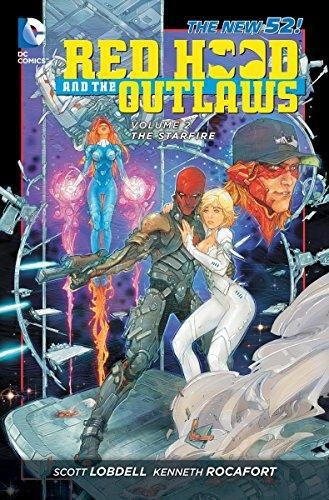 Comic Red Hood Outlaws Vol 2 Starire