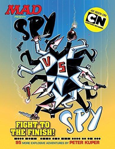 Comic Mad Presents: Spy Vs Spy