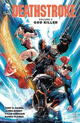Comic Deathstroke Volumen 2