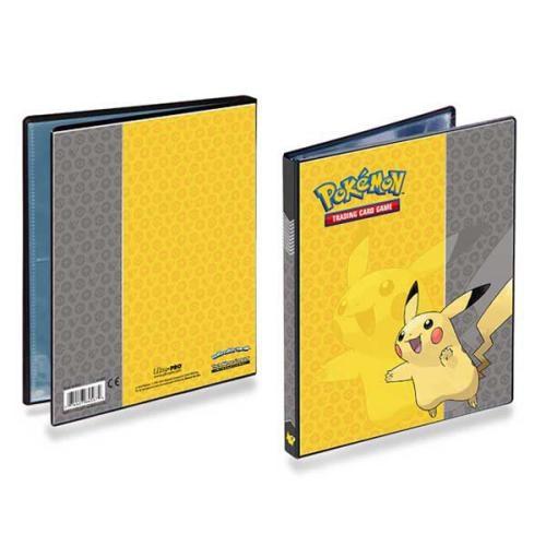 Portfolio: Pokémon Pikachu 4-Pocket