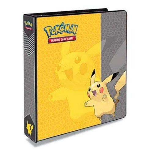 Portfolio: Pokémon Pikachu 2-Pocket