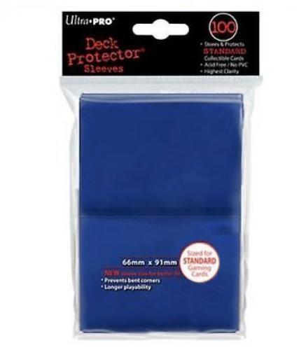 Sleeve Deck: Deck Protector, Blue Standard (New)