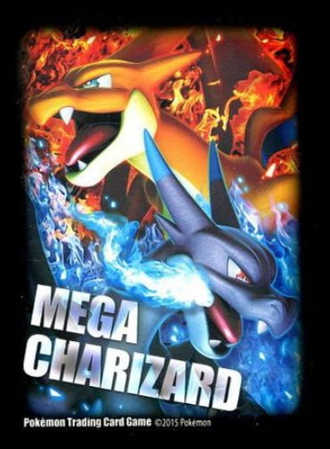 Sleeve Deck: Pokémon Xy Charizard X & Charizard Y Card Sleeves