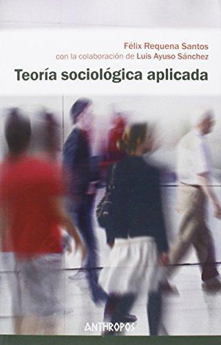 Teoria Sociologica Aplicada