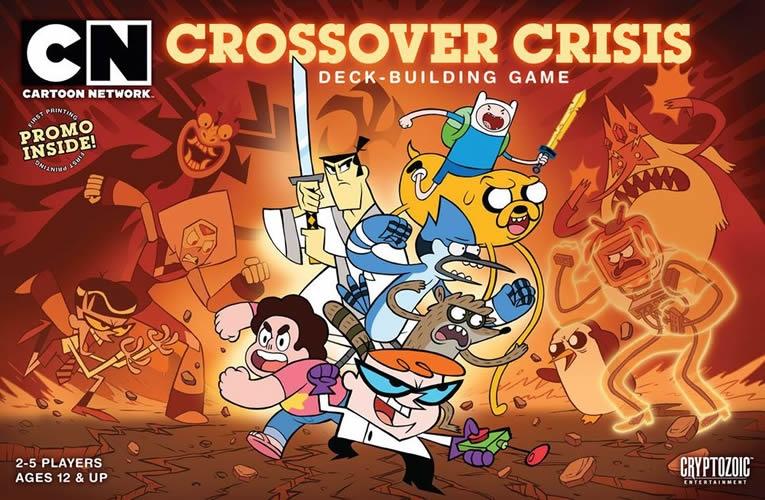 Cartoon Network Crossover Crisis Annihilation: Deck-Building Game
