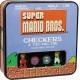 Super Mario Bros Checkers Y Tic Tac Toe Collector'S Tin