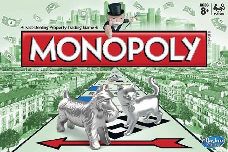Monopoly Classic 2018