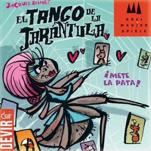 Bichos: El Tango De La Tarantula