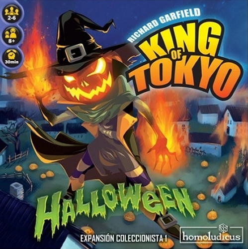 King Of Tokio Halloween (Exp)