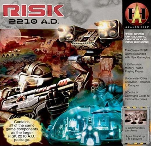 Risk: 2210 AD