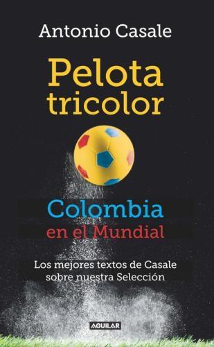 Pelota Tricolor Colombia En El Mundial