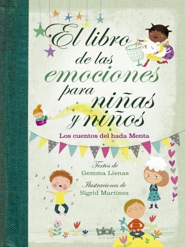 Libro De Las Emociones Para Niños Y Niña