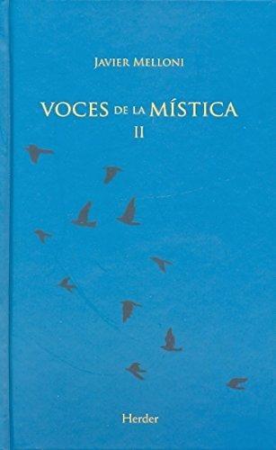 Voces De La Mistica. Vol Ii