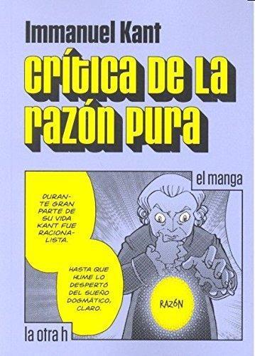 Critica De La Razon Pura (En Historieta / Comic)